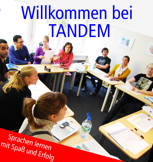 Welcome to TANDEM!